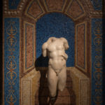 Torso in marmo raffigurante un giovane, proveniente dalle terme dell'antica Teate Marrucinorum (Chieti, I sec. d.C.).